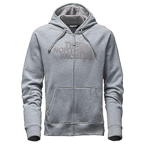 The North Face Men's Avalon Full Zip 2.0 Hoodie TNF Medium Grey Heather (STD) / Mid Grey