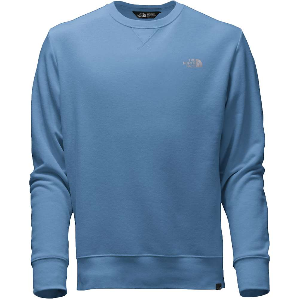 The North Face Men's Half Dome Crew - Small - Shady Blue / Mid Grey