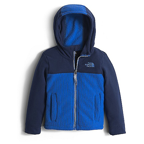 The North Face Lil' Grid Fleece Hoodie