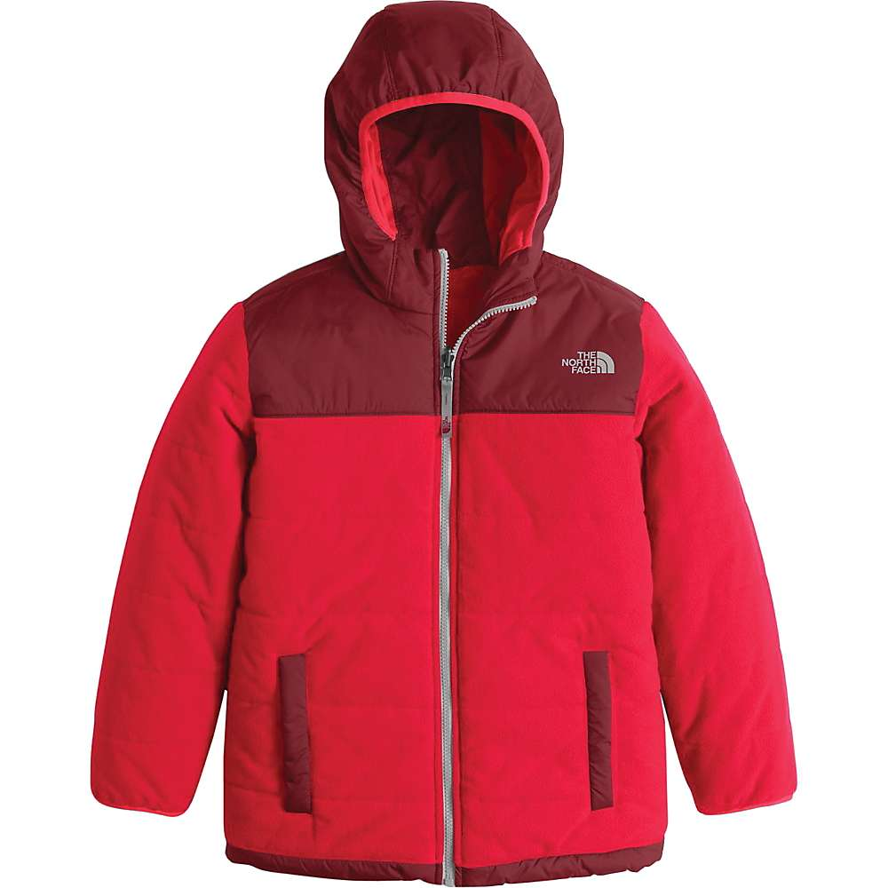 The North Face Boy's Reversible True Or False Jacket - Large - TNF Red