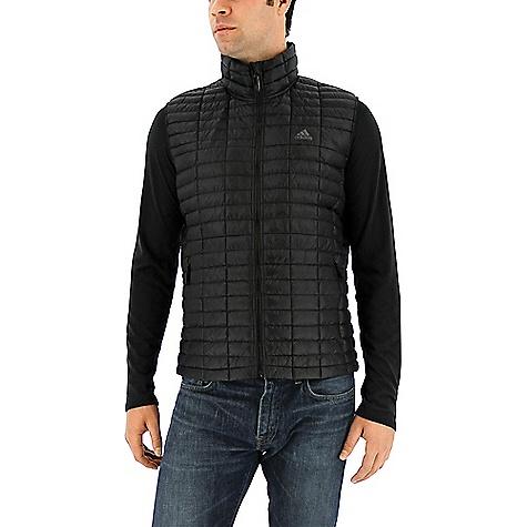 Adidas Men's Flyloft Vest Black / Utility Black
