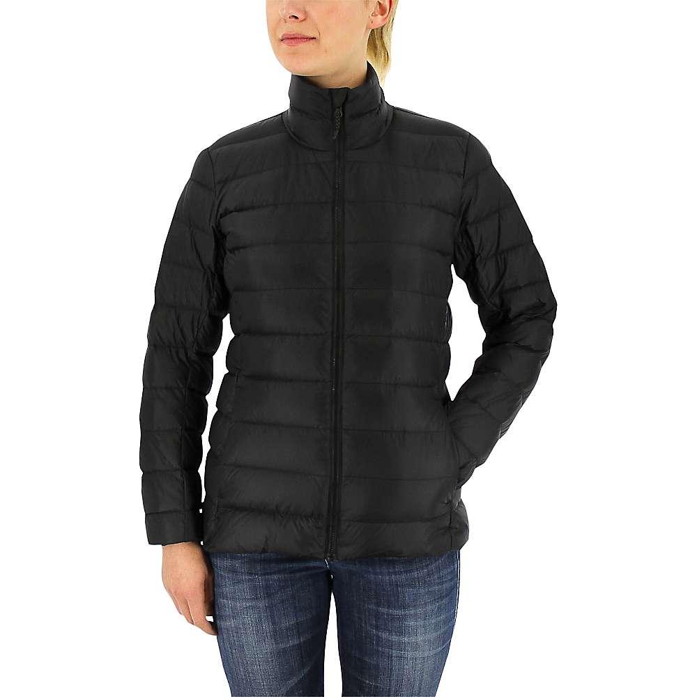 Adidas Women's Light Down Jacket - Medium - Black / Utility Black