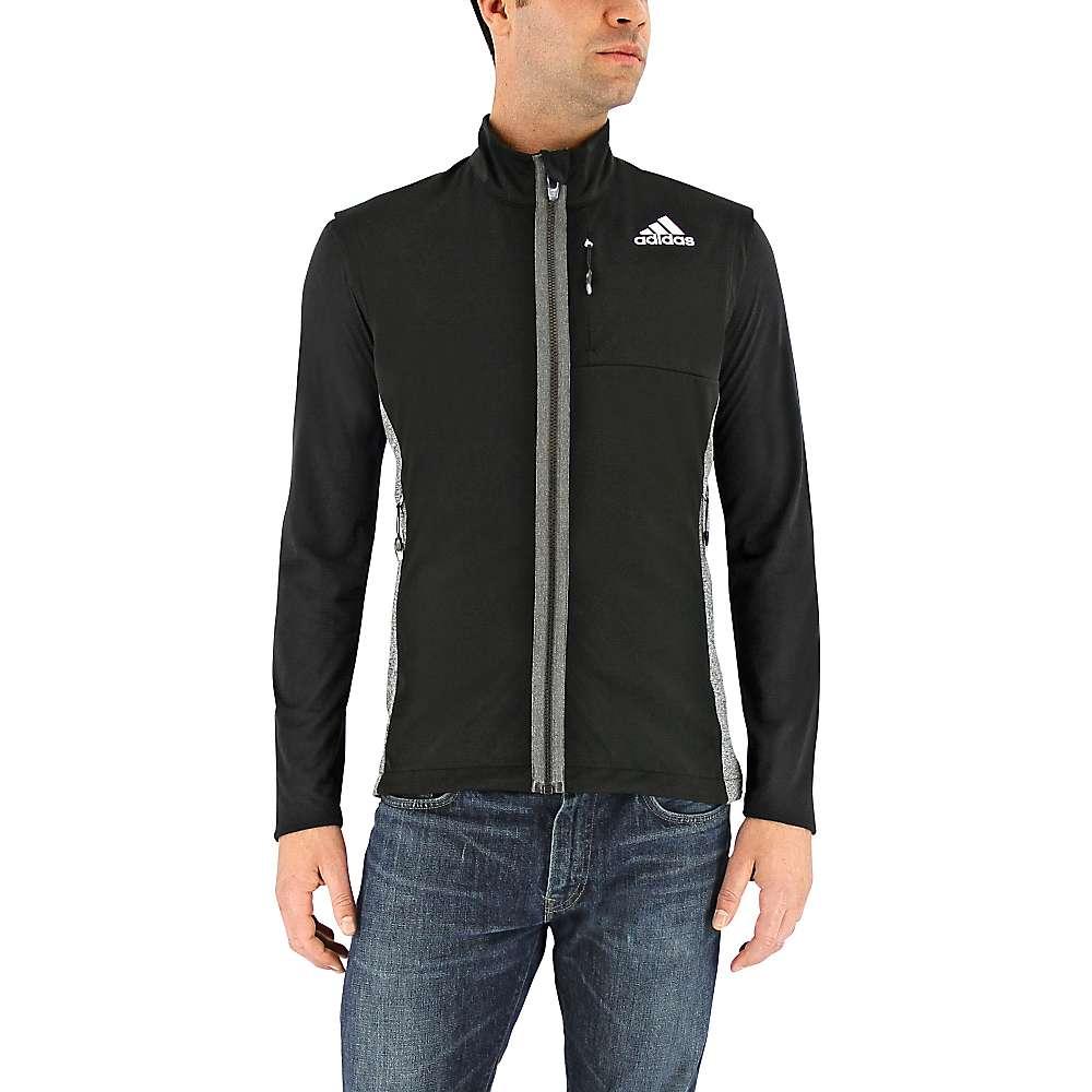 Adidas Men's Xperior Softshell Vest - Medium - Black