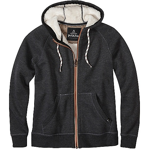 Prana Men's Lifetime Full Zip Sherpa Hood Jacket 3156698