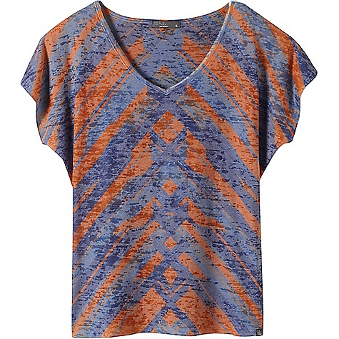 Prana Women's Tabitha Top Adobe
