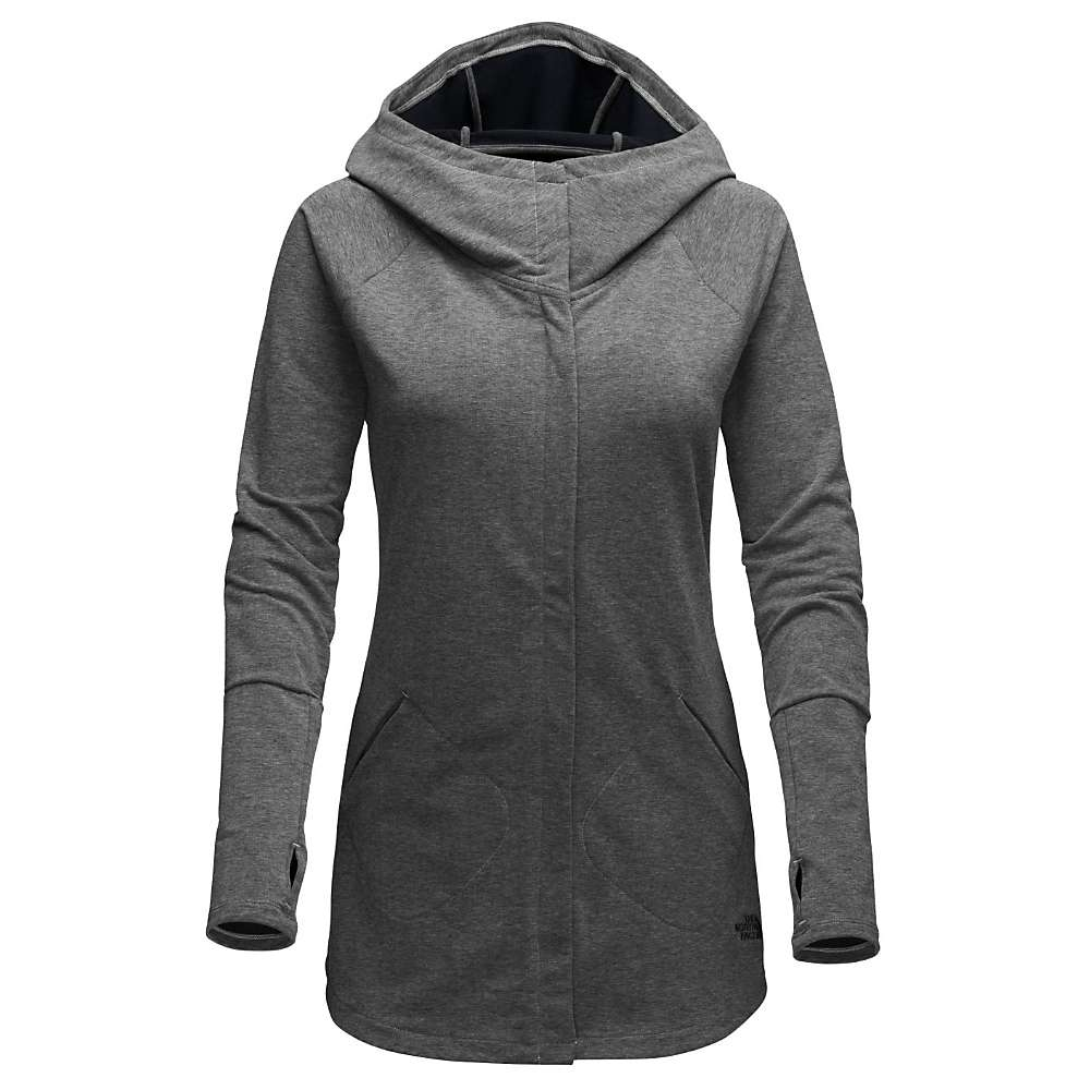 The North Face Women's Wrap-Ture Full Zip Jacket - XL - TNF Medium Grey Heather