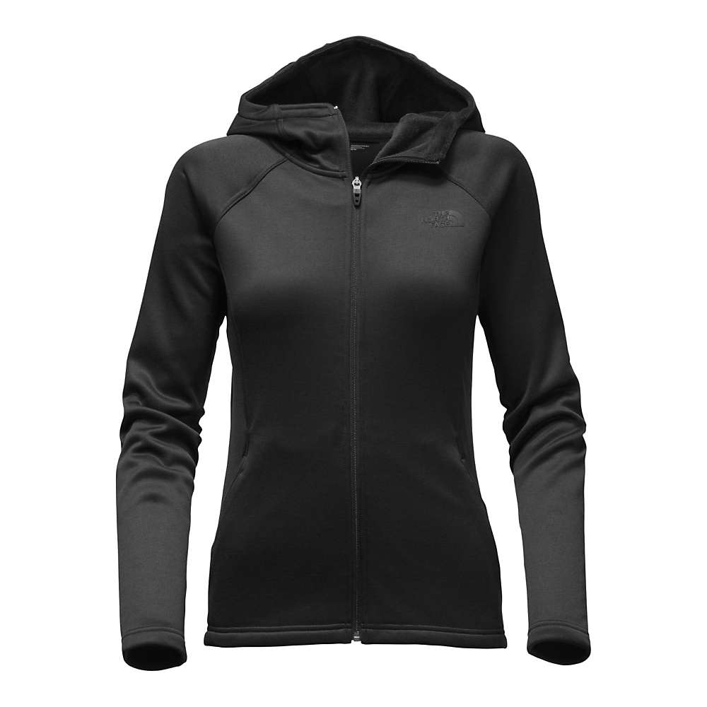 The North Face Women's Agave Hoodie - XS - TNF Black Heather