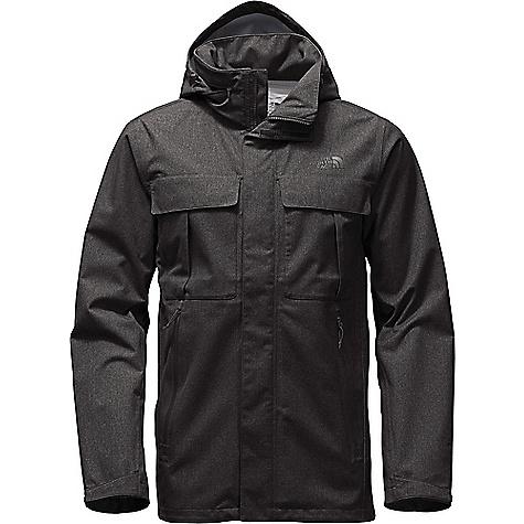 The North Face Men's Kassler Field Jacket TNF Black Heather