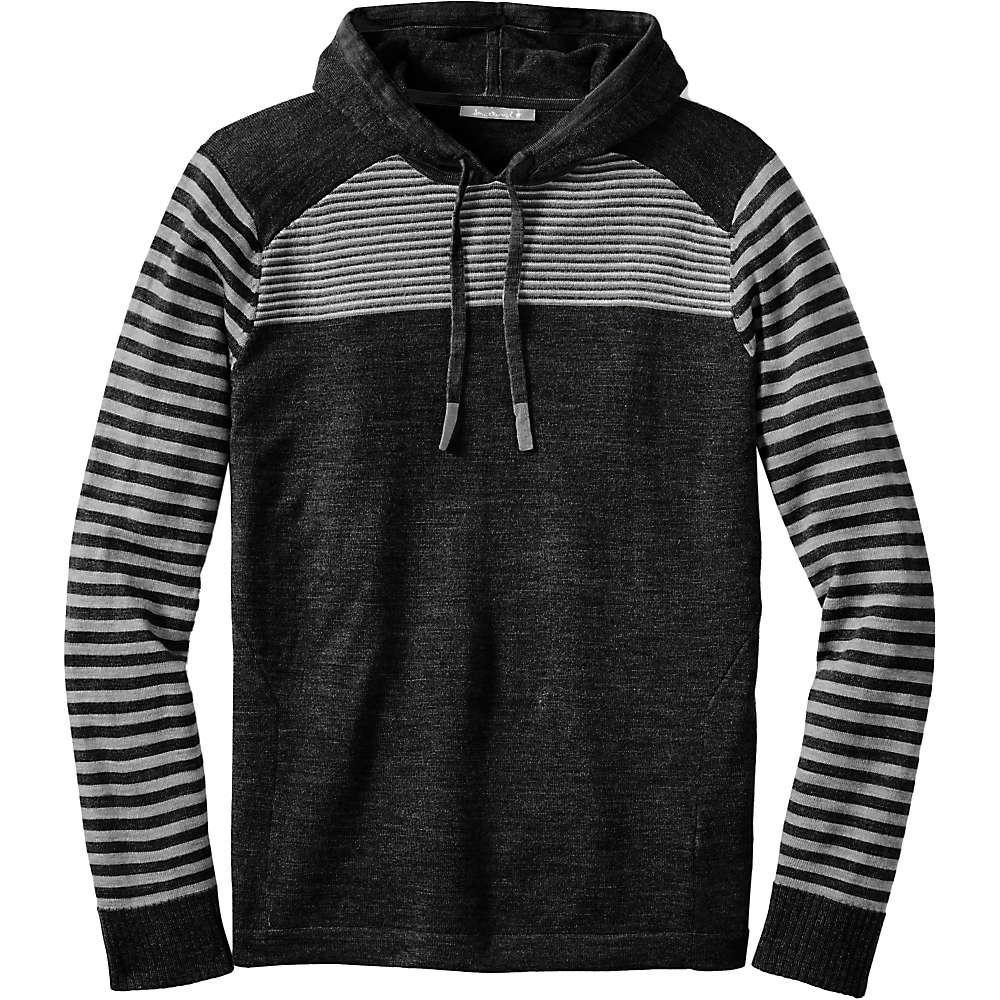 Smartwool Men's Kiva Ridge Hoody - XL - Black Stripe