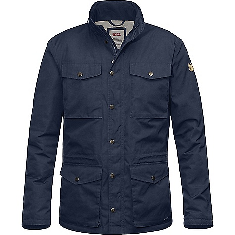 Fjallraven Men's Raven Winter Jacket Dark Navy