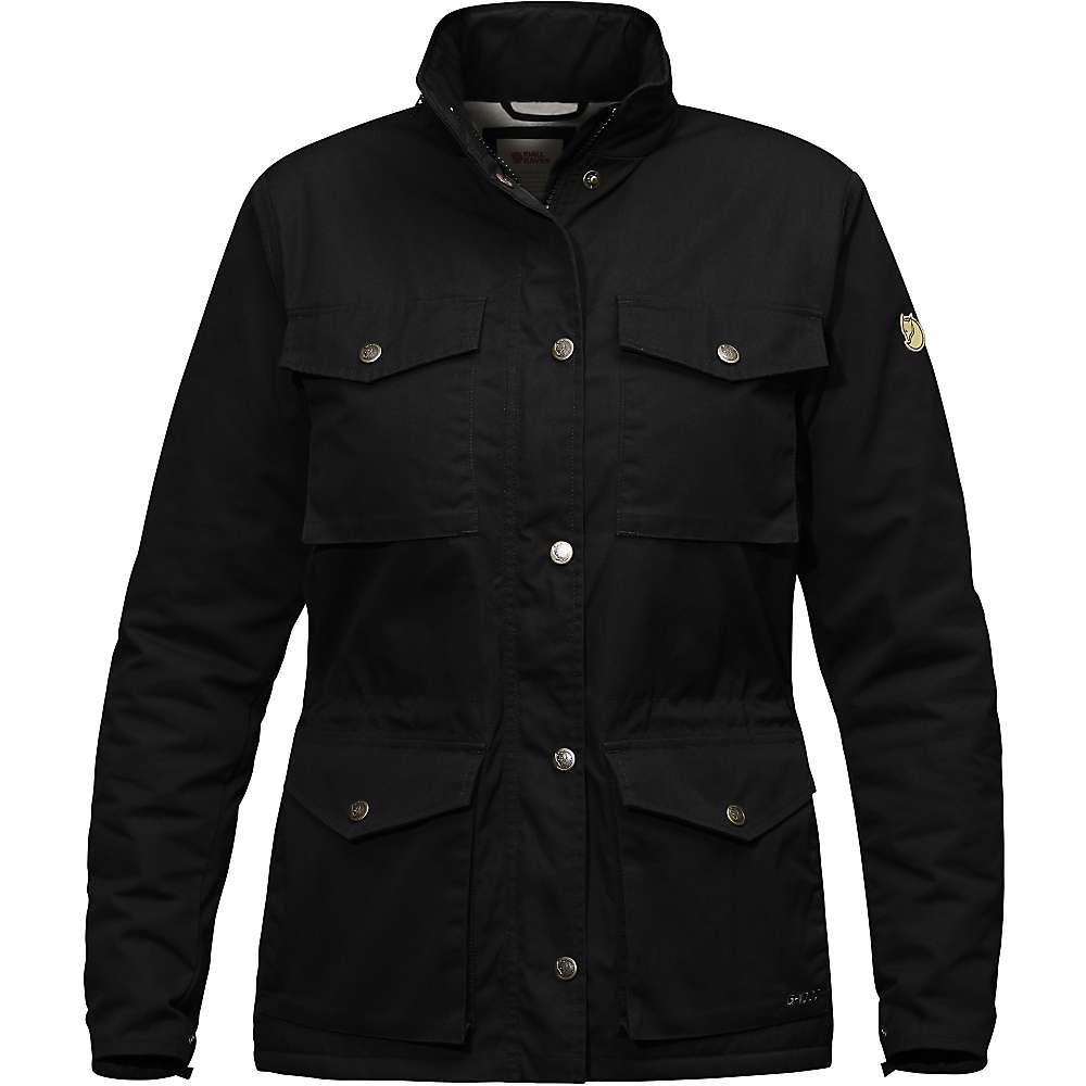 Fjallraven Women's Raven Winter Jacket - Large - Black