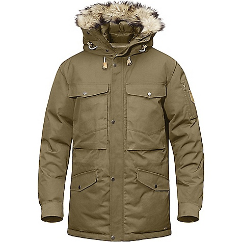 Fjallraven Women's Singi Down Jacket Sand