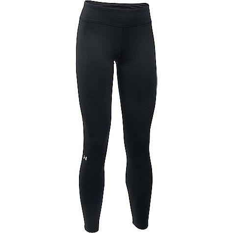 Under Armour Women's UA Base 1.0 Legging Black / Glacier Grey