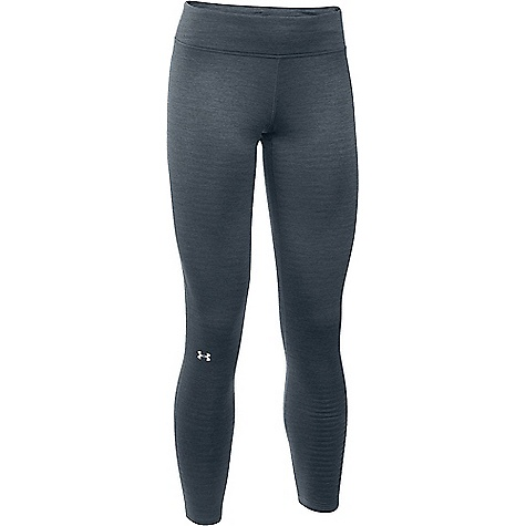 Under Armour Women's UA Base 2.0 Legging Lead / Glacier Grey