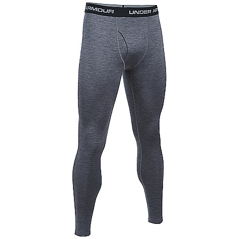 Under Armour Men's UA Base 2.0 Legging Lead / Steel