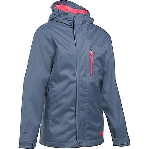 Under Armour Girls'' UA ColdGear Infrared Gemma 3 In 1 Jacket 1281852