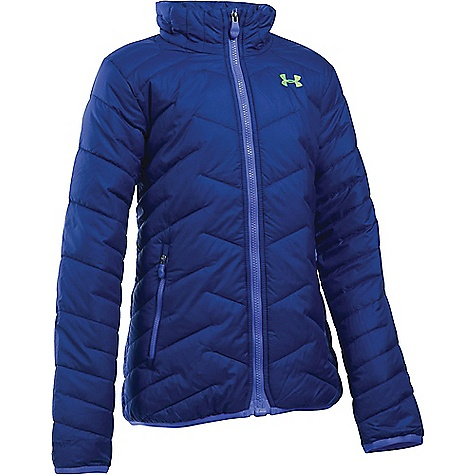Under Armour Girls'' UA ColdGear Reactor Jacket 1280635