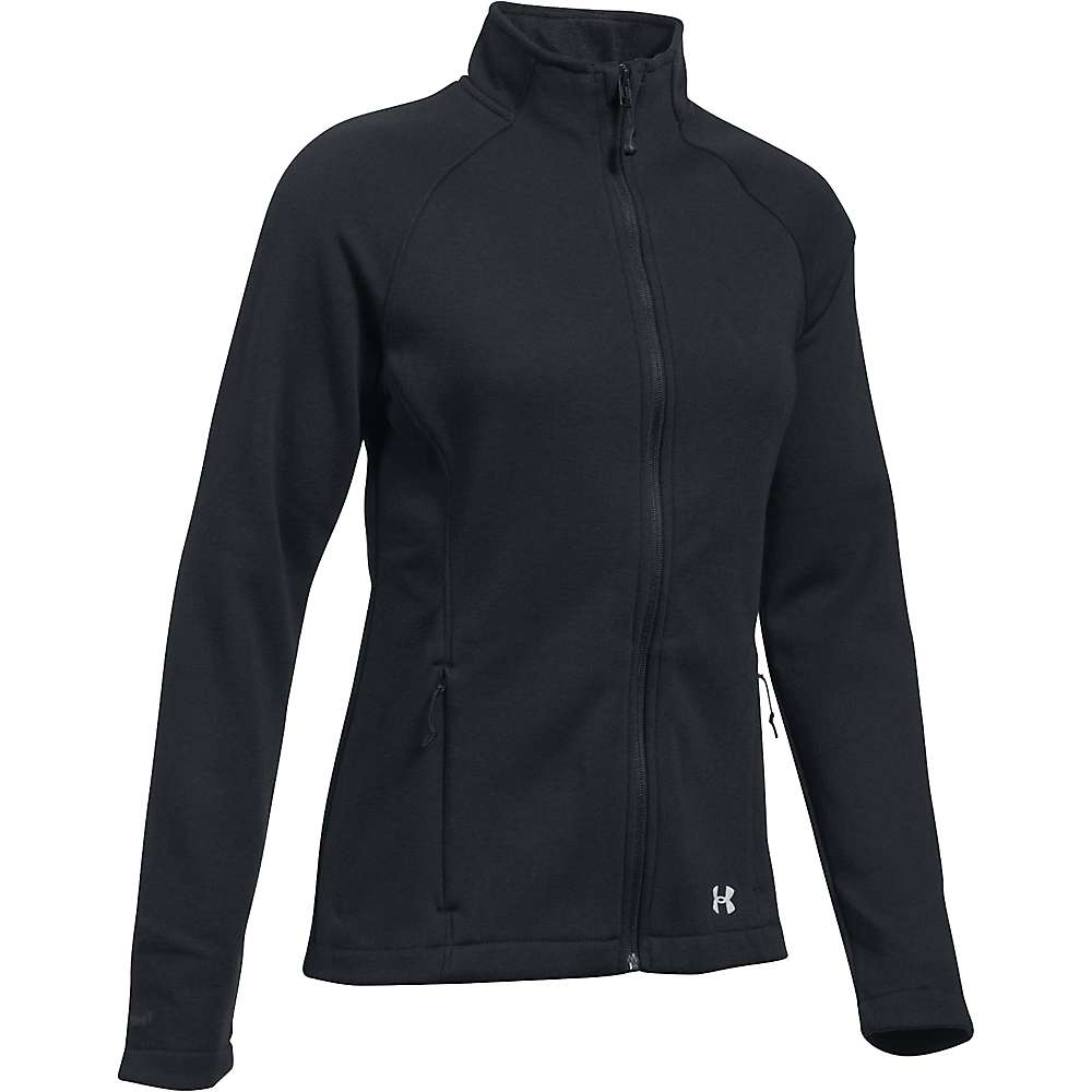 Under Armour Women's Granite Jacket - Large - Black / Glacier Grey