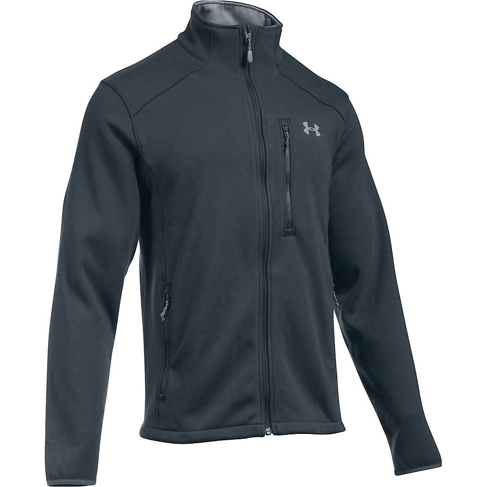 Under Armour Men's Granite Jacket - Small - Stealth Grey / Overcast Grey
