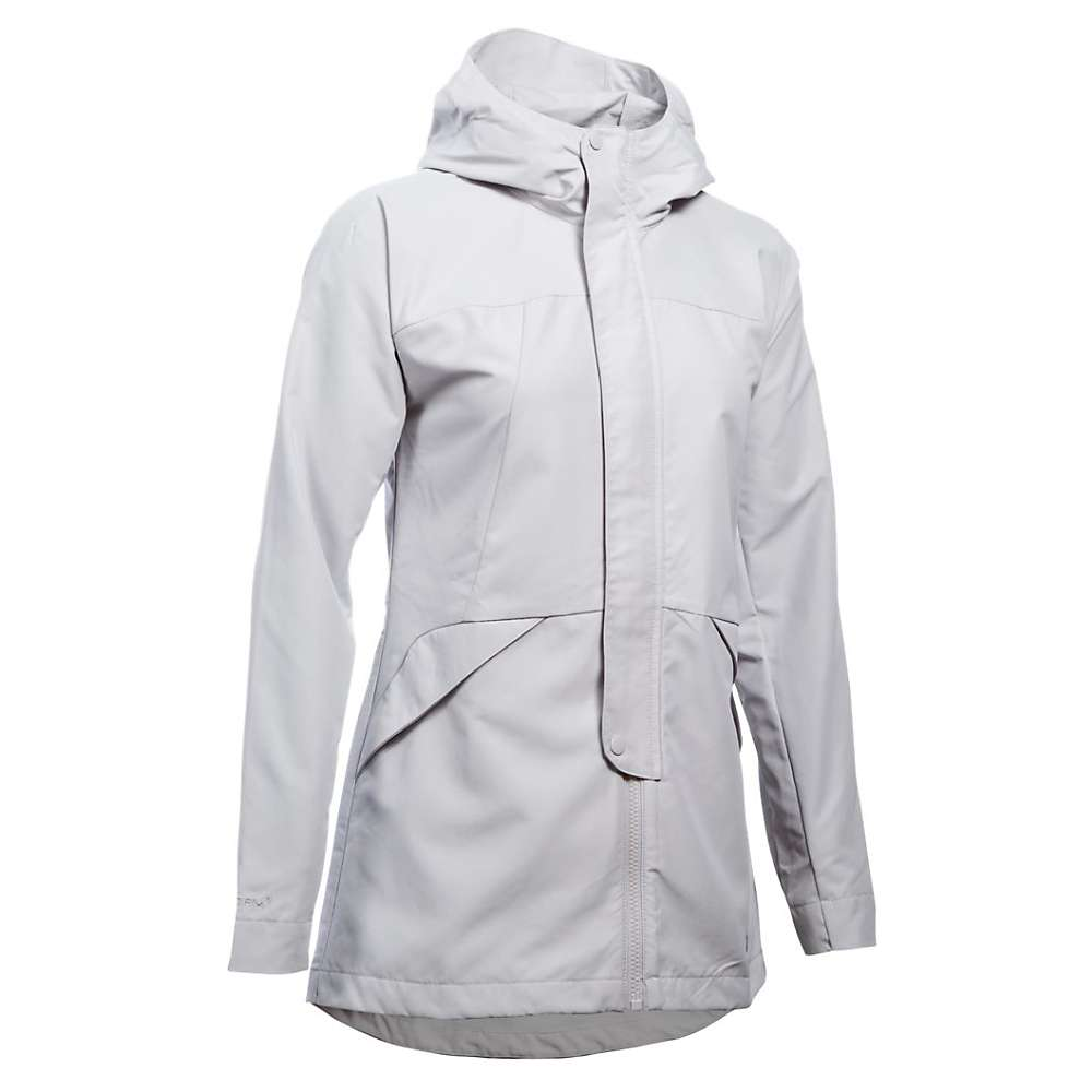 Under Armour Women's Ridgely Jacket - Medium - Glacier Grey / Steel