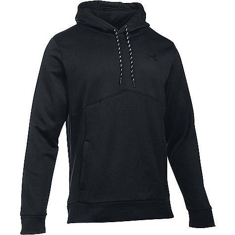 Under Armour Men's UA Storm Armour Fleece Icon Hoodie Black / Black / Black