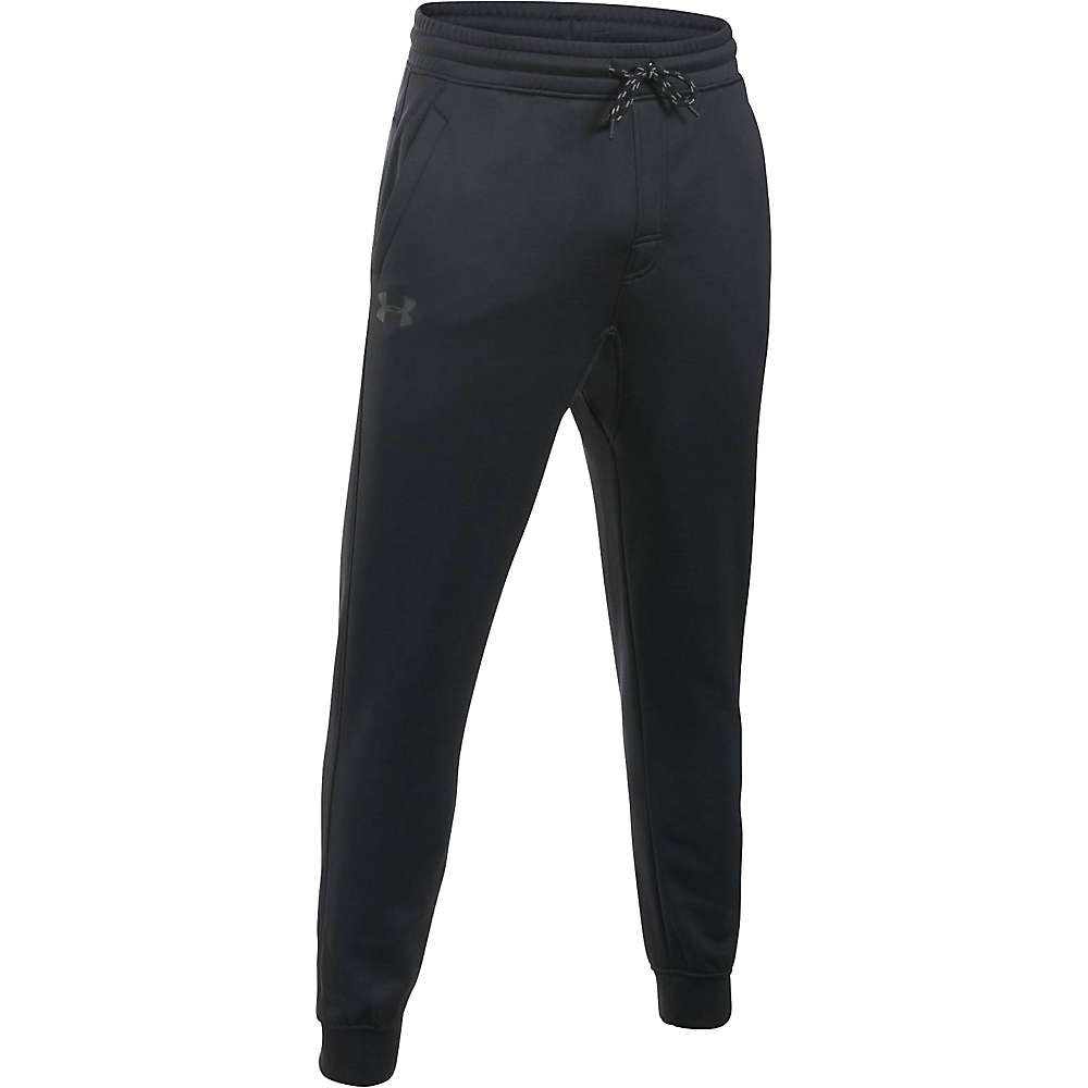 Under Armour Men's Storm AF Icon Jogger - Large - Black / Black