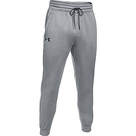 Under Armour Men's Storm AF Icon Jogger True Grey Heather / Black