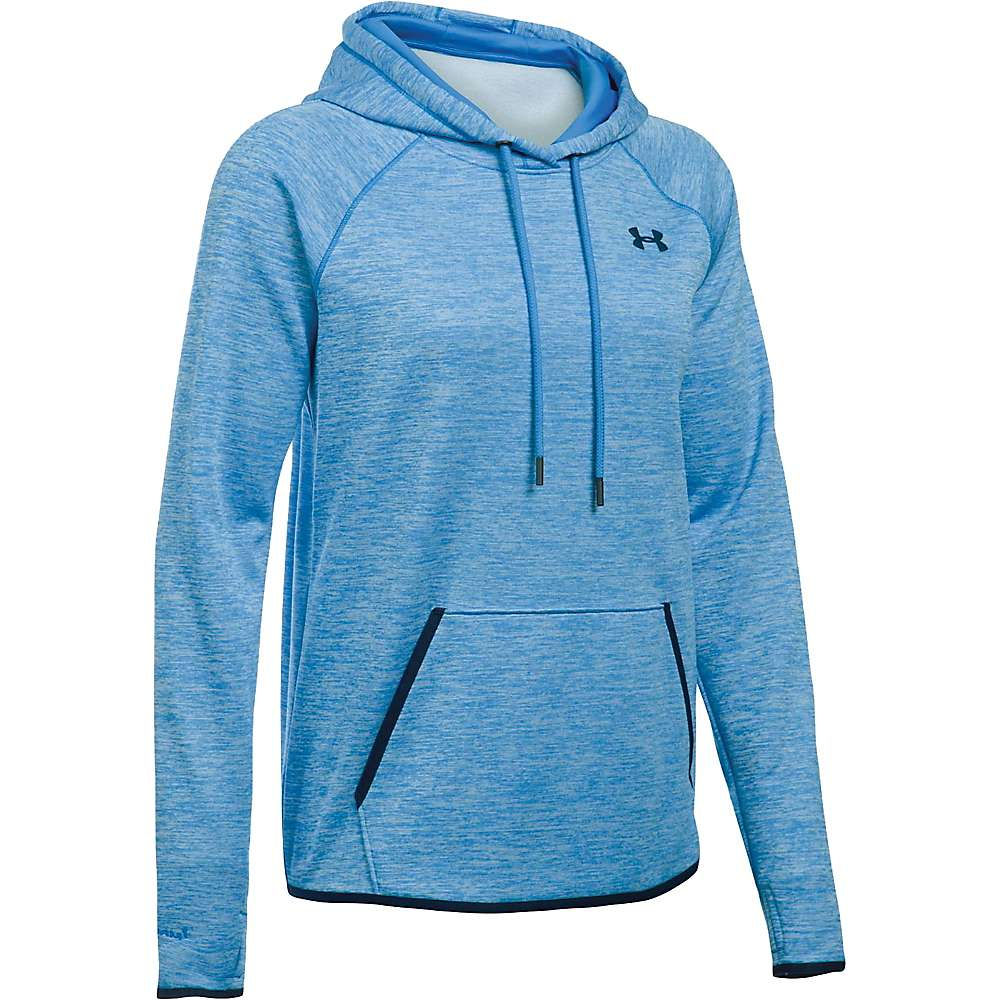 Under Armour Women's Storm AF Icon Twist Hoodie - XL - Water / Midnight Navy / Midnight Navy