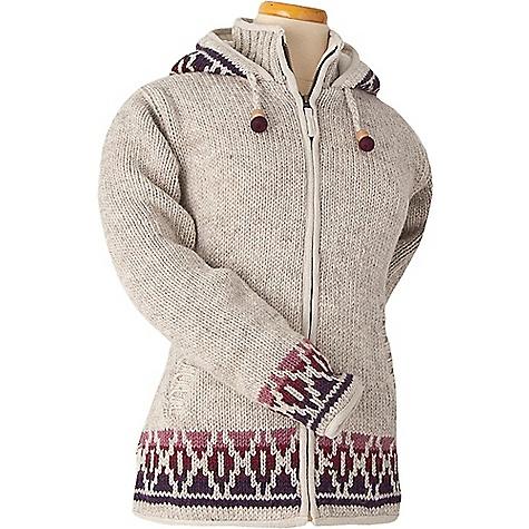 Laundromat Women's Misty Fleece Lined Sweater 3230382