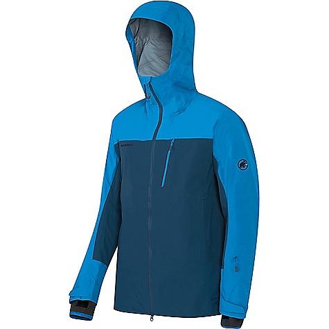 Mammut Alvier HS Hooded Jacket