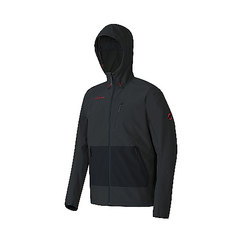 Mammut Runbold SO Hooded Jacket