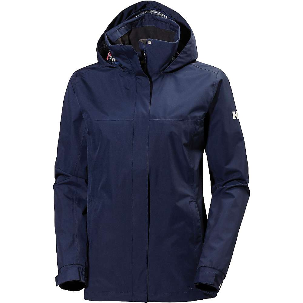 Helly Hansen Women's Aden Jacket - Large - Evening Blue