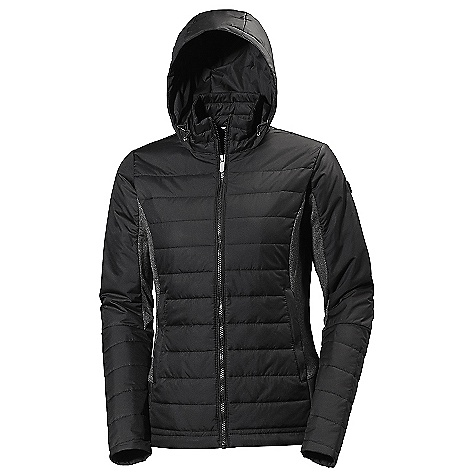 Helly Hansen Women's Astra Hooded Jacket Black