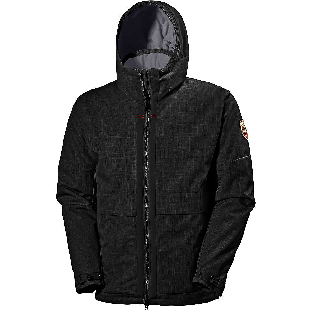 Helly Hansen Men's Baldr Parka - Small - Black