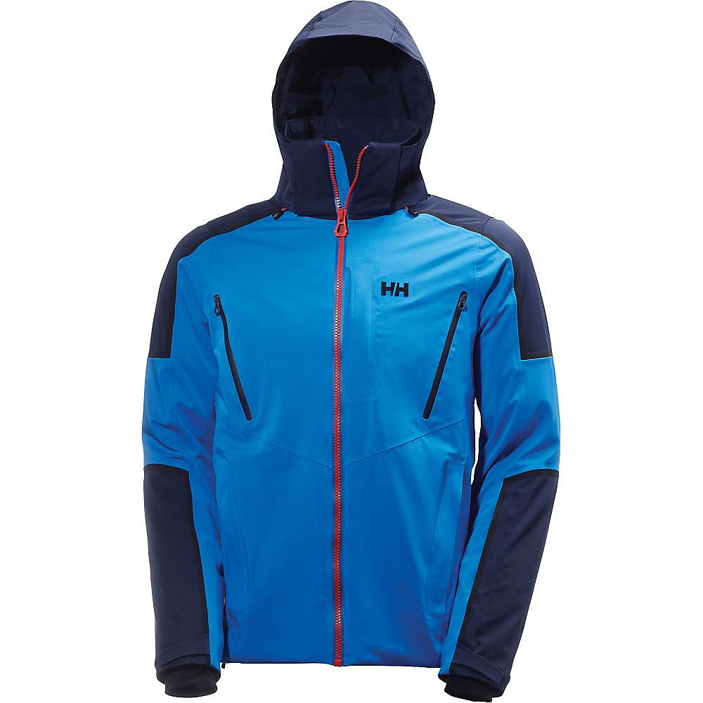 Helly Hansen Men's Force Jacket - Small - Racer Blue