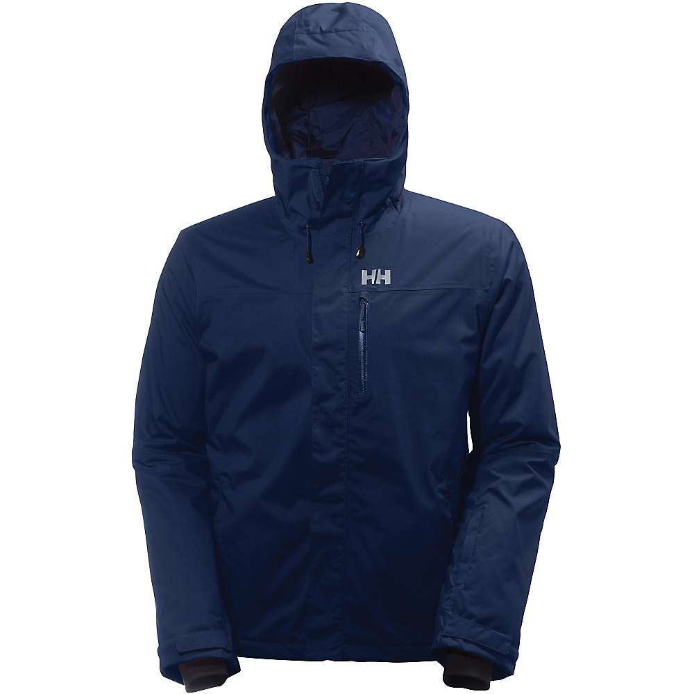 Helly Hansen Men's Vertigo Jacket - Large - Evening Blue