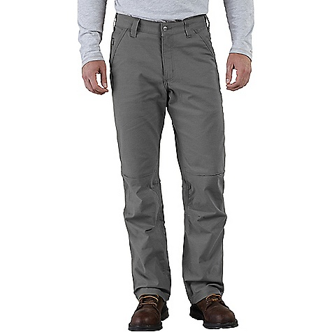 Carhartt Men's Full Swing Quick Duck Cryder Dungaree Pant Shadow