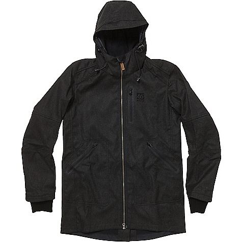 Click here for 66North Men's Rok Coat prices
