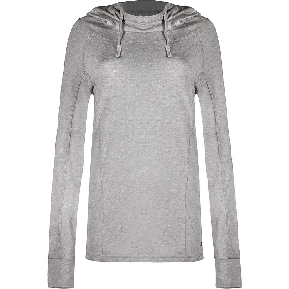 Tasc Women's Pizzazz II Tunic - Large - Light Heather Grey