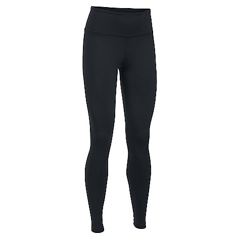 Under Armour Women's Mirror Hi-Rise Legging Black / Gray Area