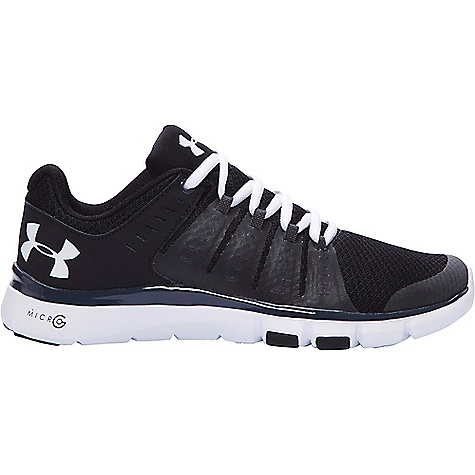 Under Armour Women's UA Micro G Limitless TR 2 Shoe Black / Stealth Gray / White