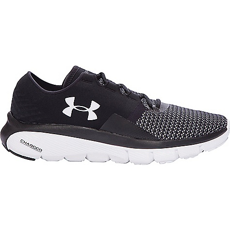 Under Armour Women's UA Speedform Fortis 2 Shoe Black / White / White