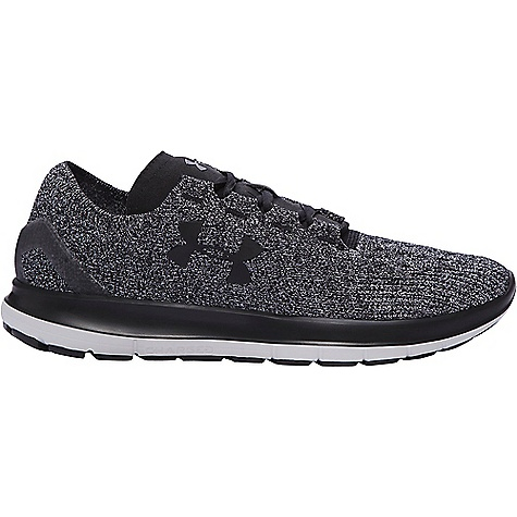 Under Armour Men's UA Speedform Slingride Shoe Glacier Gray / Black / Black
