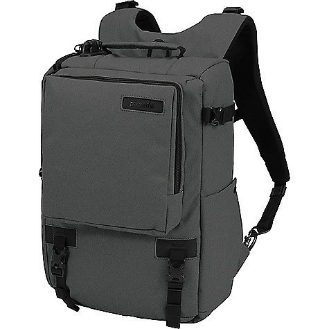 Pacsafe Camsafe Z16 Camera & 13IN Laptop Bag Charcoal