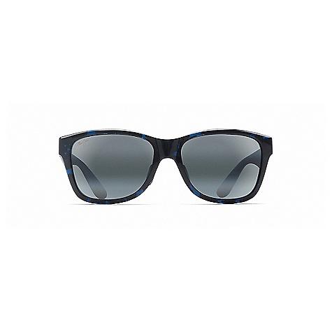 Maui Jim Road Trip Polarized Sunglasses Blue / Black Tortoise / Neutral Grey