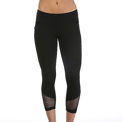 Vimmia Women's Edge Capri Black
