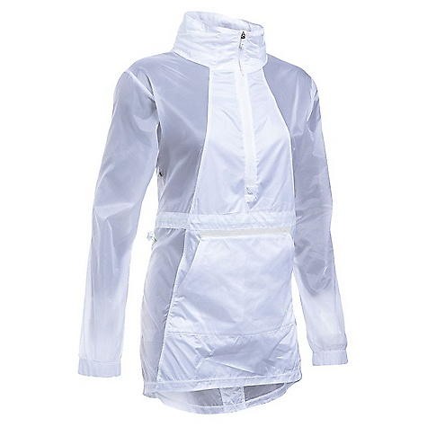 Under Armour Women's Accelerate Jacket White / Reflective