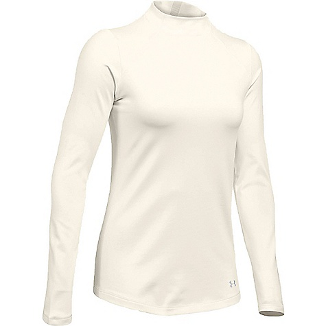 Under Armour Women's ColdGear Armour Mock Neck Top 1281247