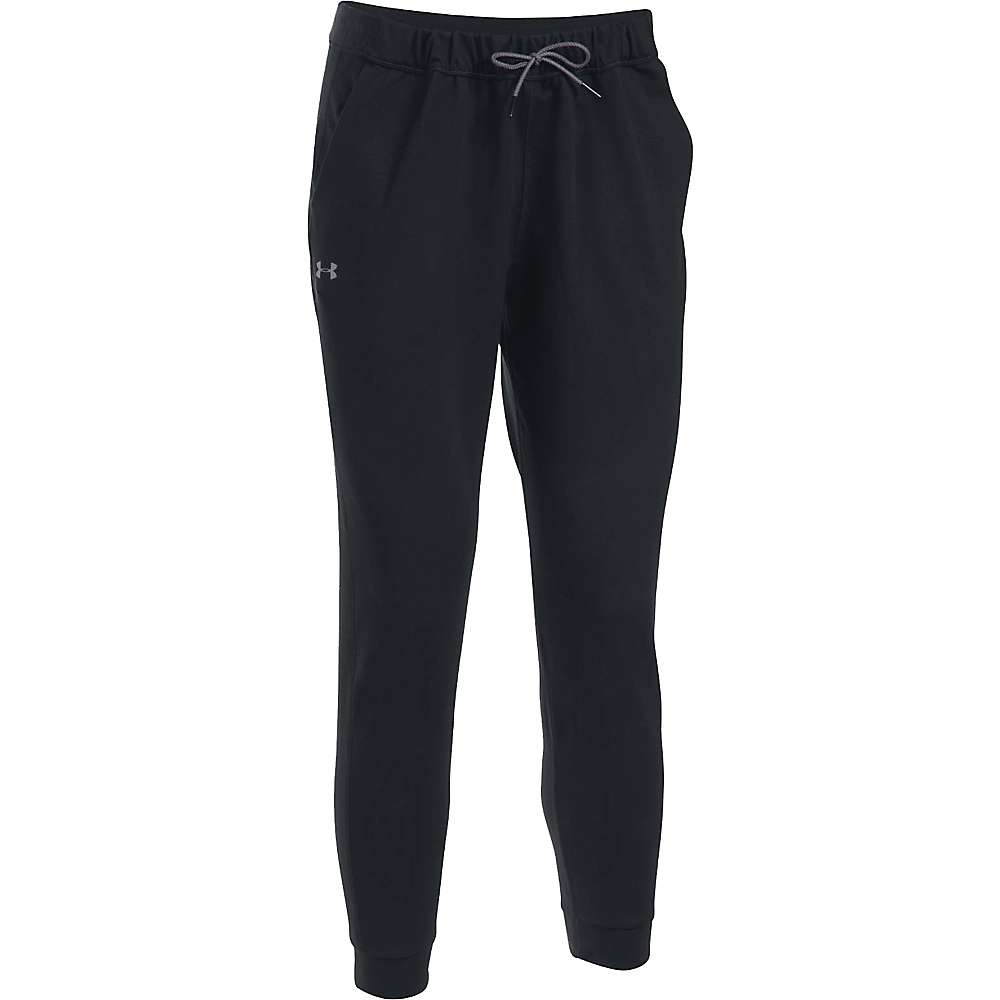 Under Armour Women's City Hopper Jogger Pant - Small - Black / Grey Area