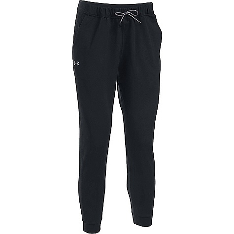 Under Armour Women's City Hopper Jogger Pant Black / Grey Area